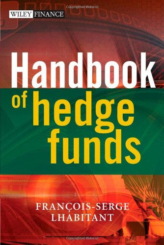 Handbook of Hedge Funds   2006 edition cover