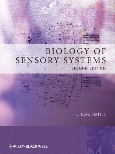 Biology of Sensory Systems  2nd 2008 edition cover