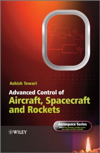 Advanced Control of Aircraft, Spacecraft and Rockets   2011 9780470745632 Front Cover