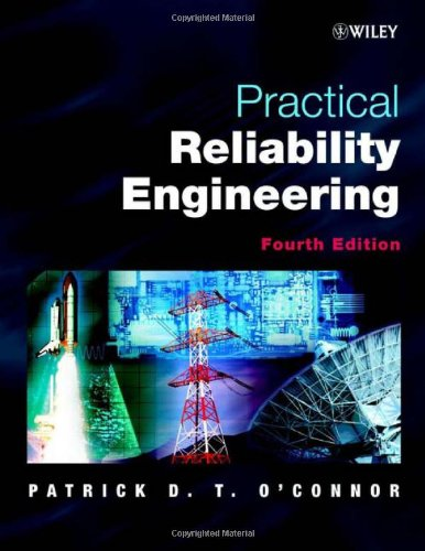 Practical Reliability Engineering  4th 2002 (Revised) edition cover