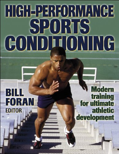 High-Performance Sports Conditioning Modern Training for Ultimate Athletic Development  2001 edition cover