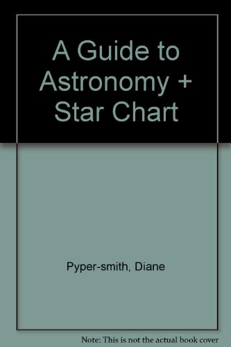 Guide to Astronomy Text + Star Chart  4th (Revised) 9780757578632 Front Cover