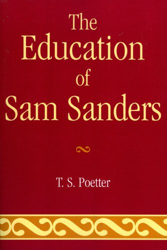 Education of Sam Sanders  N/A edition cover