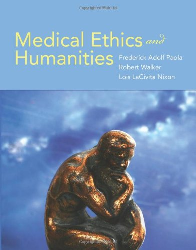 Medical Ethics and Humanities   2010 edition cover