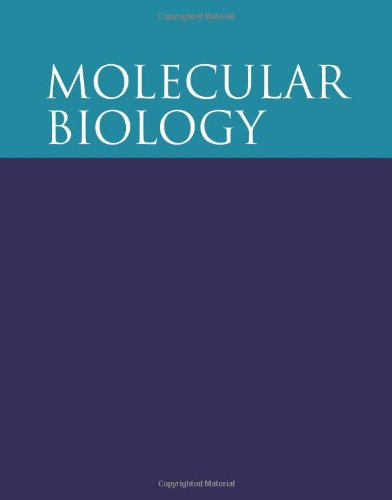 Molecular Biology  4th 2012 (Revised) 9780763786632 Front Cover
