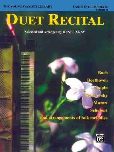 Duet Recital Book Levels 2-3  1995 edition cover