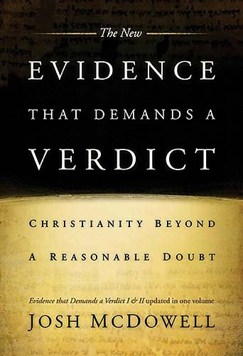 New Evidence That Demands a Verdict Fully Updated to Answer the Questions Challenging Christians Today  1999 edition cover