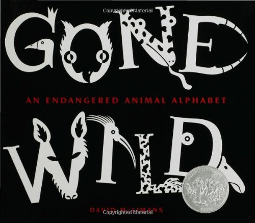 Gone Wild An Endangered Animal Alphabet  2006 edition cover