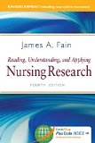 Reading, Understanding, and Applying Nursing Research  4th 2014 (Revised) 9780803644632 Front Cover