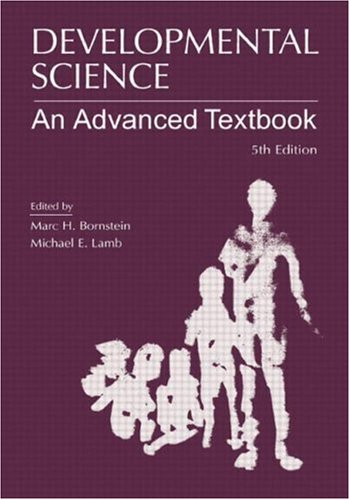 Developmental Science An Advanced Textbook 5th 2005 (Revised) edition cover