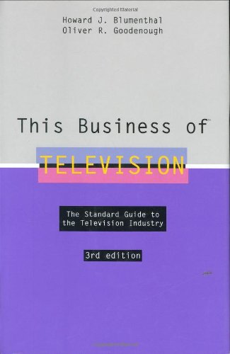 This Business of Television  3rd 2006 (Revised) edition cover