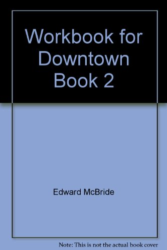 Downtown 2-Workbook   2006 edition cover