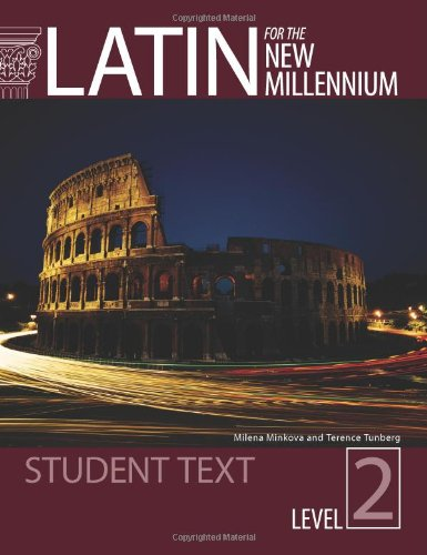 Lingua Latina Perennis An Introductory Course to the Language of the Ages Student Manual, Study Guide, etc.  9780865165632 Front Cover