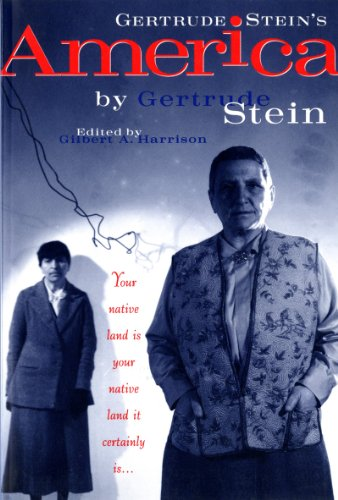 Gertrude Stein's America   1996 (Revised) 9780871401632 Front Cover