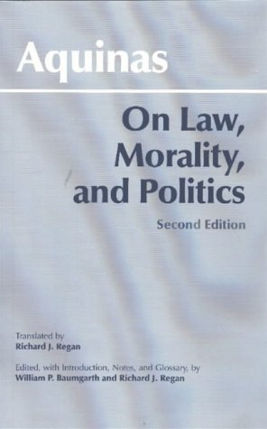 On Law, Morality, and Politics  2nd 2002 (Revised) edition cover