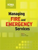 Managing Fire and Emergency Services  4th 2011 edition cover
