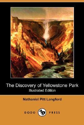 Discovery of Yellowstone Park  N/A 9781406525632 Front Cover