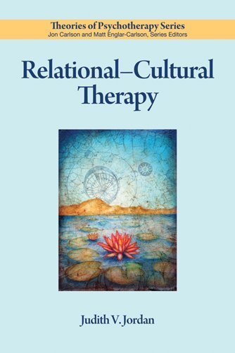 Relational-Cultural Therapy   2009 edition cover