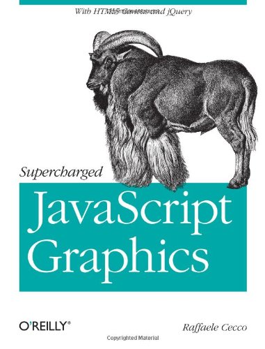 Supercharged JavaScript Graphics With HTML5 Canvas and JQuery  2011 edition cover
