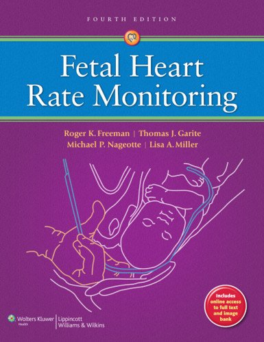 Fetal Heart Rate Monitoring  4th 2012 (Revised) edition cover