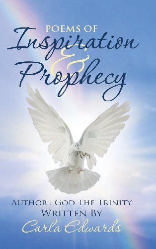 Poems of Inspiration and Prophecy:   2013 edition cover
