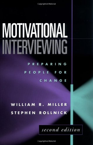 Motivational Interviewing, Second Edition Preparing People for Change 2nd 2002 edition cover
