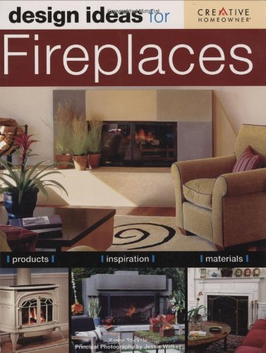 Design Ideas for Fireplaces  Revised  9781580113632 Front Cover