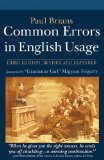 Common Errors in English Usage:   2013 edition cover
