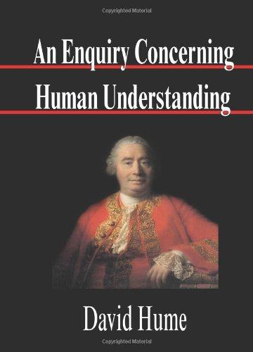 Enquiry Concerning Human Understanding  N/A edition cover