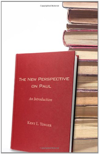 New Perspective on Paul An Introduction  2011 edition cover