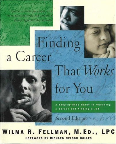 Finding a Career That Works for You A Step-by-Step Guide to Choosing a Career 2nd 2006 edition cover