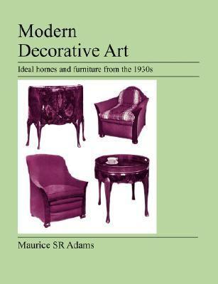 Modern Decorative Art N/A edition cover