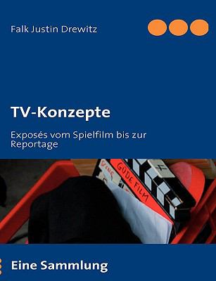 Tv-konzepte:   2009 9783837062632 Front Cover