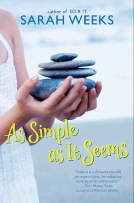 As Simple As It Seems   2010 9780060846633 Front Cover