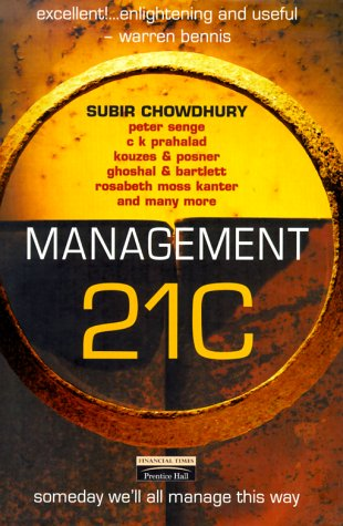 Management 21C   2000 9780273639633 Front Cover