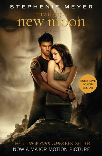 New Moon  Movie Tie-In edition cover