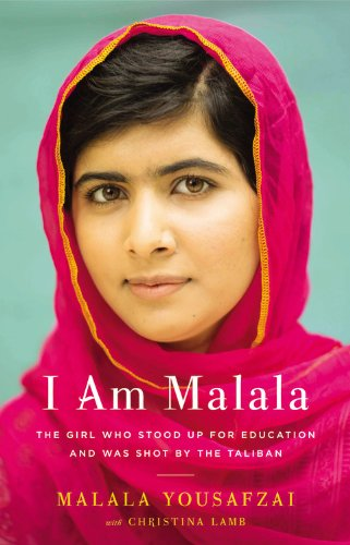 I Am Malala The Girl Who Stood up for Education and Was Shot by the Taliban  2015 (Large Type) edition cover
