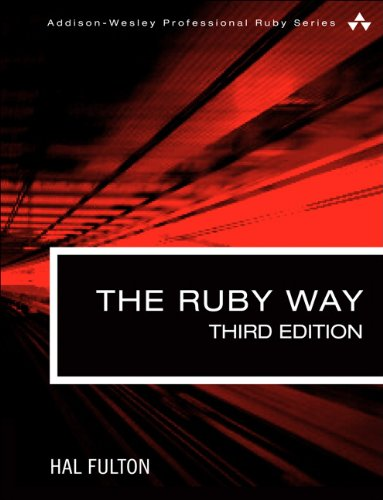 Ruby Way  3rd 2015 (Revised) edition cover