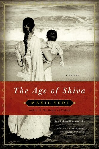 Age of Shiva   2009 edition cover