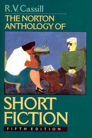 Norton Anthology of Short Fiction 5th 1995 edition cover