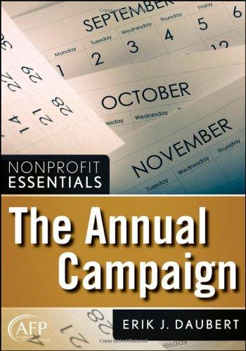 Annual Campaign   2009 edition cover