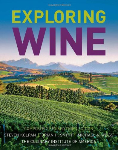 Exploring Wine  3rd 2010 (Revised) edition cover