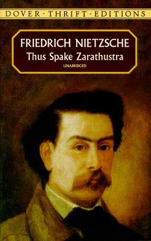 Thus Spake Zarathustra   1999 edition cover