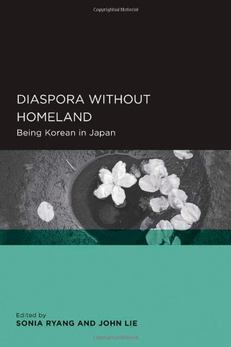 Diaspora Without Homeland Being Korean in Japan  2009 edition cover