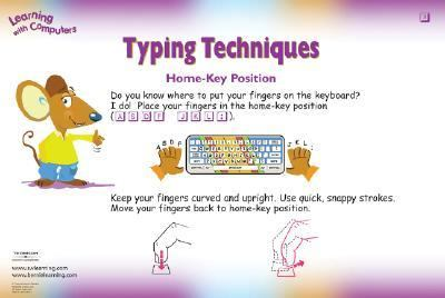 Typing Techniques   2005 9780538439633 Front Cover