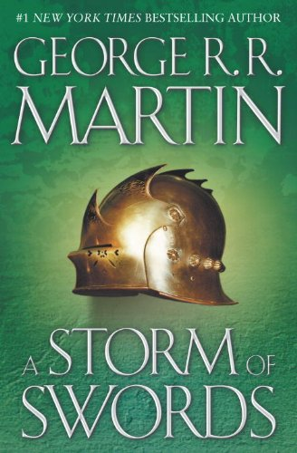 Storm of Swords A Song of Ice and Fire: Book Three  2000 9780553106633 Front Cover