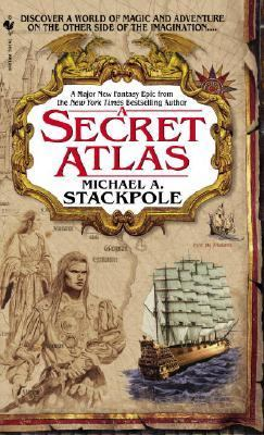 Secret Atlas Book One of the Age of Discovery N/A 9780553586633 Front Cover
