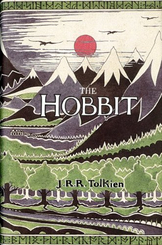 Hobbit  75th 2007 (Anniversary) edition cover
