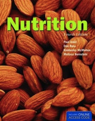 Nutrition  4th 2011 (Revised) edition cover