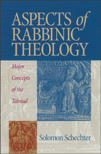 Aspects of Rabbinic Theology Major Concepts of the Talmud N/A edition cover